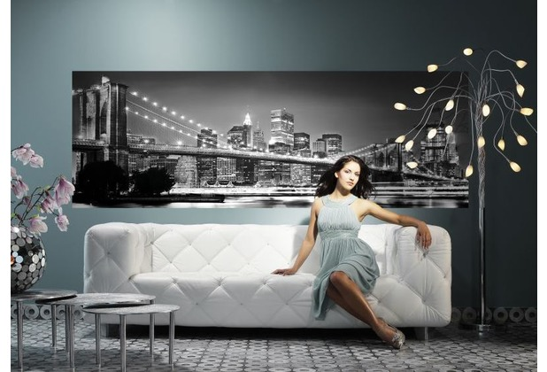 Komar Fototapete Brooklyn Bridge 368 x 127 cm