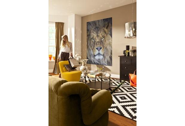 Komar Fototapete Lion 127 x 184 cm