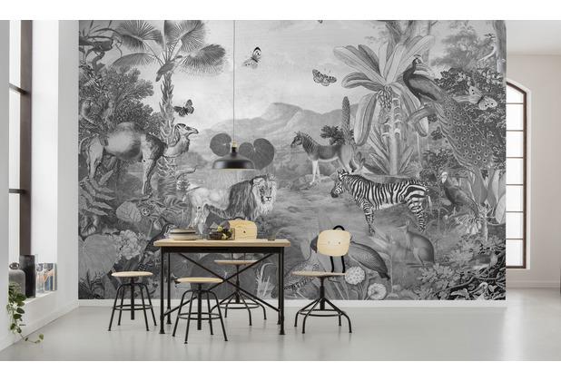 "Komar home Vlies Fototapete \""Flora and Fauna\"" 350 x 250 cm"