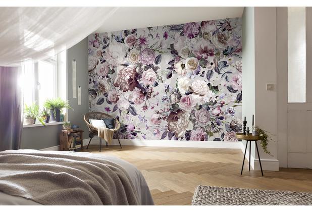 """Komar home Vlies Fototapete \""""Lovely Blossoms\"""" 350 x 250 cm"""