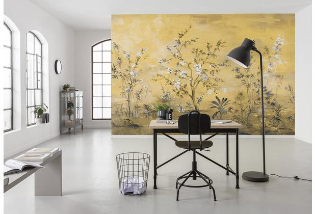 """Komar home Vlies Fototapete \""""Mandarin\"""" 368 x 248 cm"""