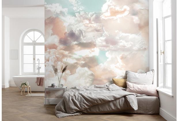 "Komar home Vlies Fototapete \""Mellow Clouds\"" 350 x 250 cm"