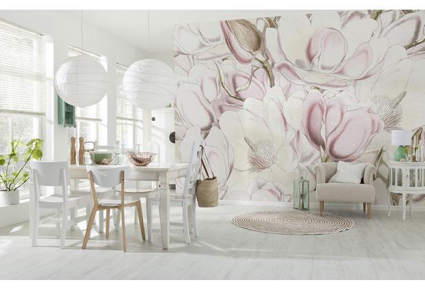 "Komar home Vlies Fototapete \""Petals\"" 368 x 248 cm"