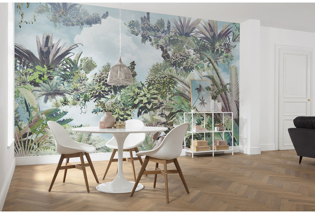 "Komar home Vlies Fototapete \""Tropical Heaven\"" 368 x 248 cm"
