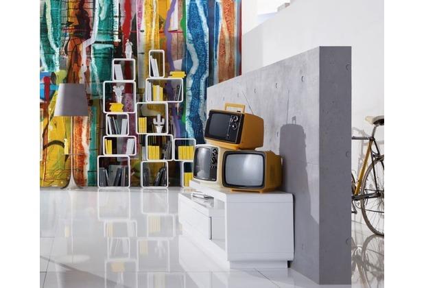 Komar Vlies Fototapete munich design book - Clearwater XXI 500 x 250 cm