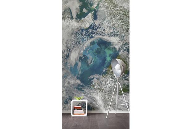 Komar Vlies Fototapete munich design book - Planet 150 x 250 cm