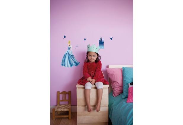 Komar Wandtattoo Princess Dream
