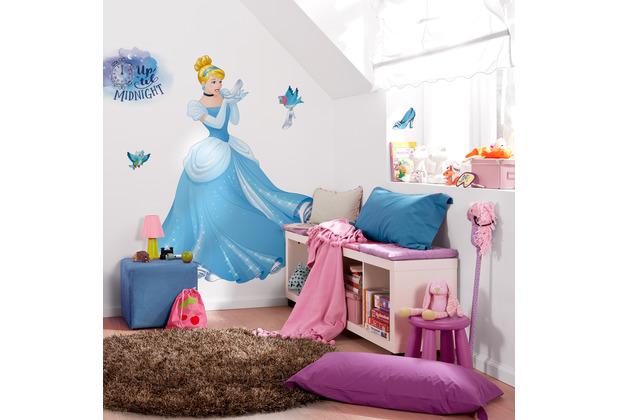 "Komar Selbstklebende Vlies Fototapete \""Cinderella XXL\"" 127 x 200 cm"