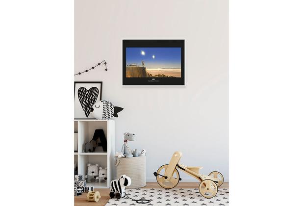 Komar Star Wars Wandbild Star Wars Classic RMQ Mos Eisley Edge 40 x 30 cm