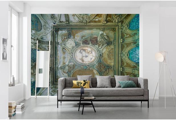 """Komar Stefan Hefele / Lost Places Vlies Fototapete \""""Deckenkunst\"""" 400 x 280 cm"""