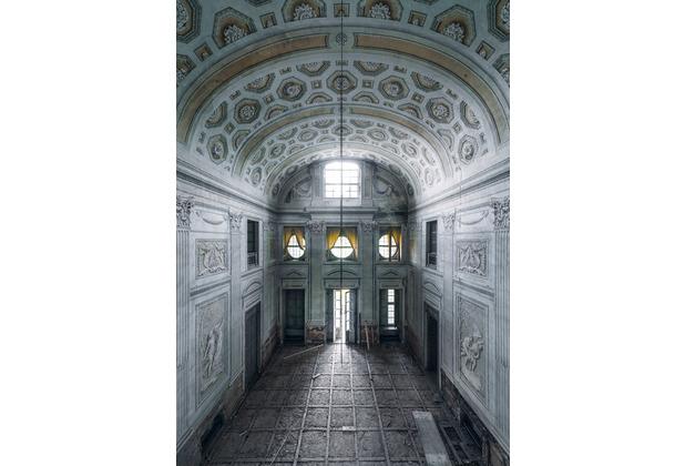 """Komar Stefan Hefele / Lost Places Vlies Fototapete \""""Il Palazzo\"""" 200 x 280 cm"""