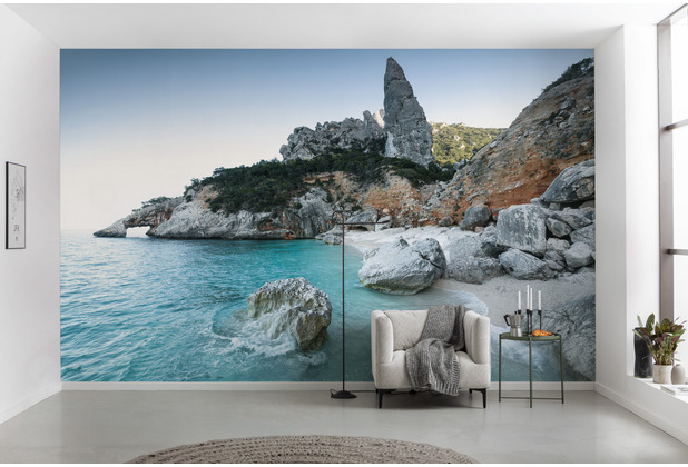 "Komar Vlies Fototapete \""Beach Tales\"" 450 x 280 cm"