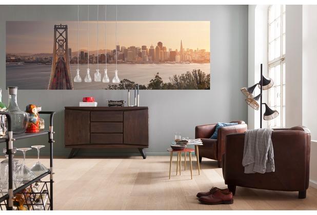 "Komar Vlies Fototapete \""California Dreaming\"" 368 x 124 cm"
