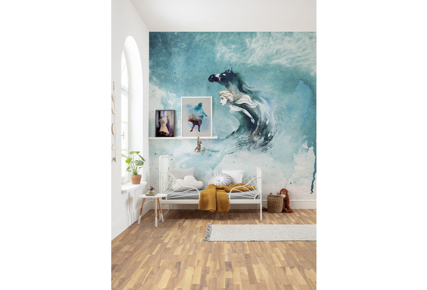 "Komar Vlies Fototapete \""Frozen Spirit Of Wonder\"" 300 x 280 cm"