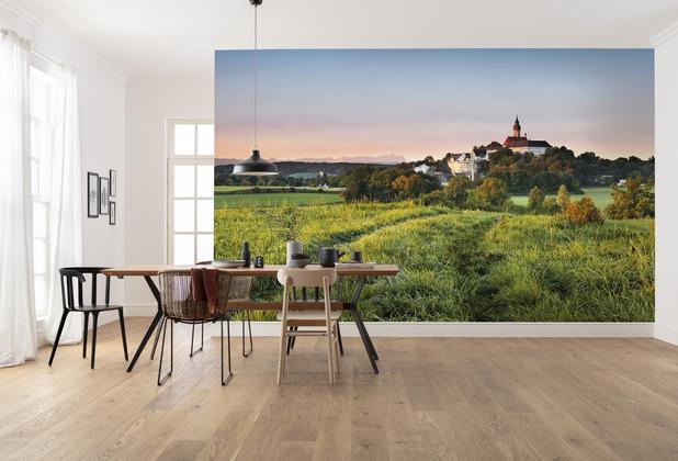 """Komar Vlies Fototapete \""""Himmlisch\"""" 450 x 280 cm"""