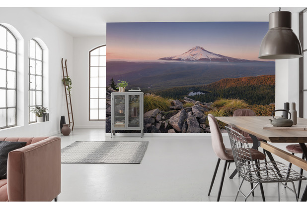 """Komar Vlies Fototapete \""""Kingdom of a Mountain\"""" 450 x 280 cm"""