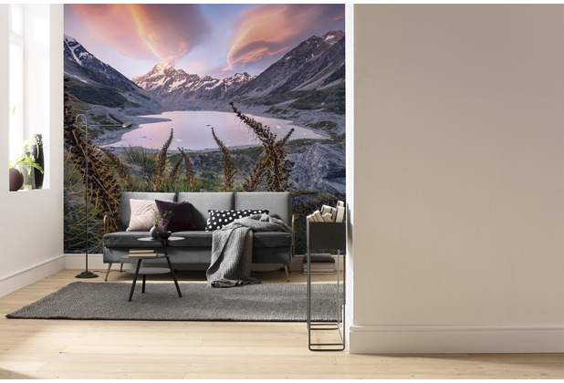 "Komar Vlies Fototapete \""Momentum Lord of the Mountains\"" 450 x 280 cm"