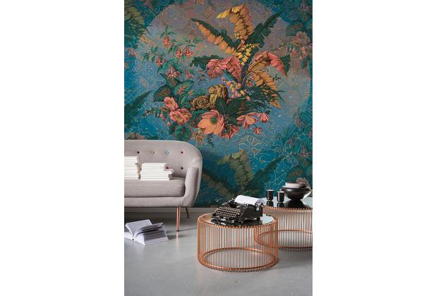 "Komar Vlies Fototapete \""Orient Bleu\"" 200 x 270 cm"