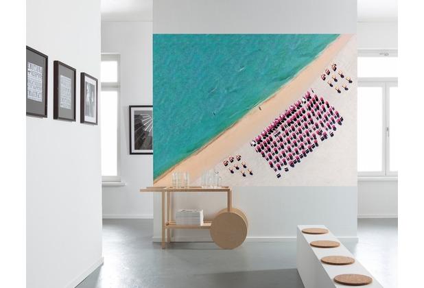 """Komar Vlies Fototapete \""""South Beach\"""" 248 x 184 cm"""