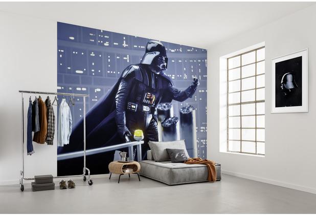 "Komar Vlies Fototapete \""Star Wars Classic Vader Join the Dark Side\"" 400 x 260 cm"