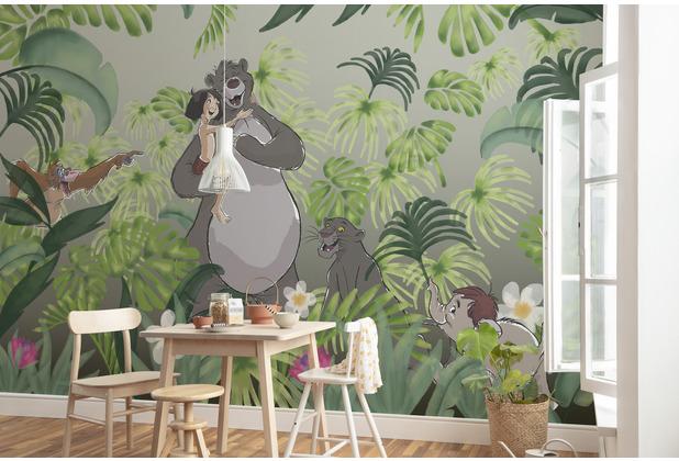 "Komar Vlies Fototapete \""Welcome To the Jungle\"" 200 x 280 cm"