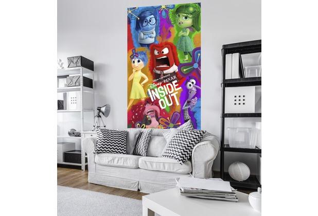 "Komar Vlies Panel \""Inside Out Aquarell\"" 120 x 200 cm"