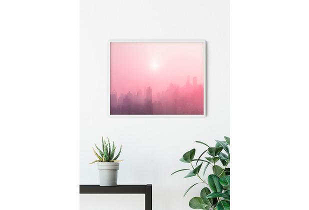 Komar Wandbild City Dusk 40 x 30 cm