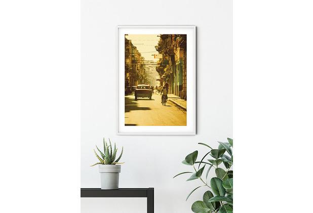 Komar Wandbild Cuba Streets 30 x 40 cm