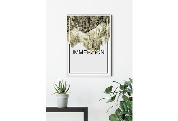 Komar Wandbild Immersion Sand 30 x 40 cm