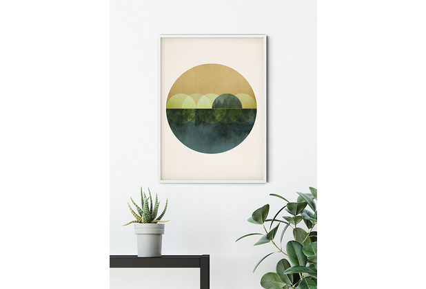Komar Wandbild Mirrors 30 x 40 cm