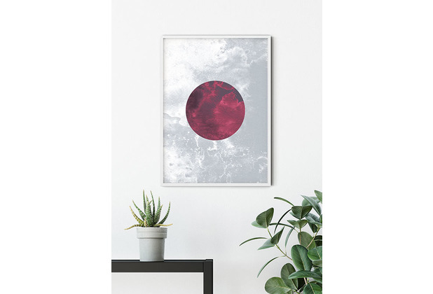 Komar Wandbild Solum Ignis 30 x 40 cm