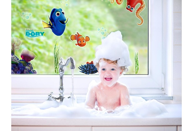 "Komar Window-Sticker \""Finding Dory\"" 31 x31 cm"