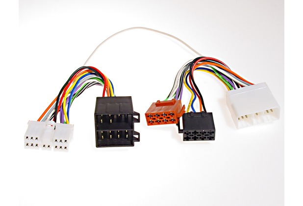 Kram Telecom ISO2CAR Muteadapter für SUBARU