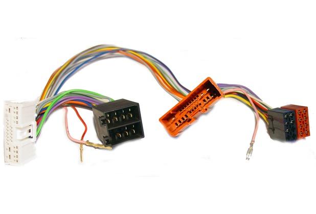 Kram Telecom ISO2CAR Muteadapter für MAZDA