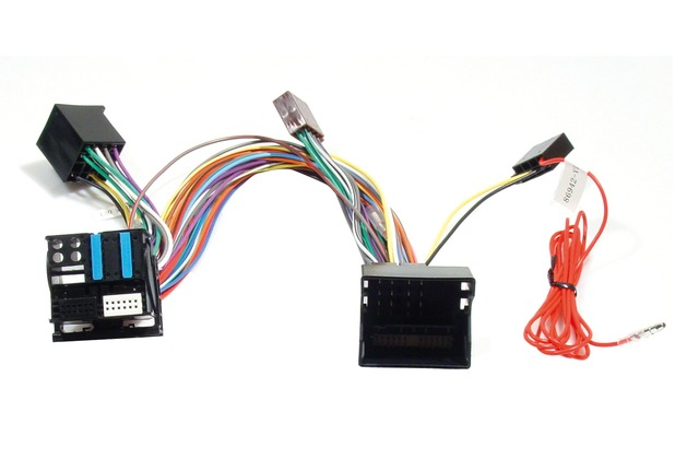 Kram Telecom ISO2CAR für Audi, Seat, Skoda, VW Quadlock Stecker 40-polig
