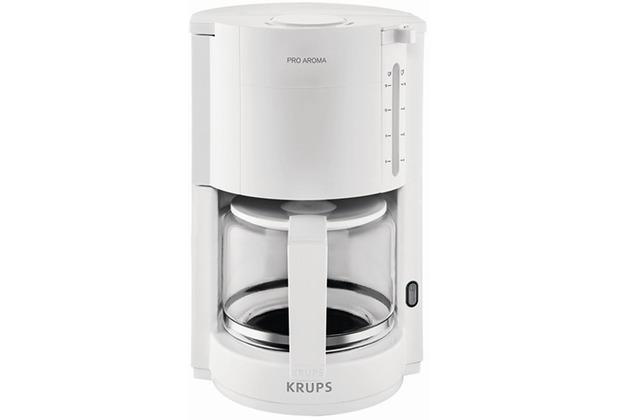 Krups Kaffeeautomat F30901 WS Pro Aroma
