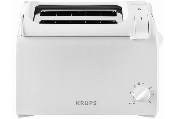 Krups Toaster KH1511 ProAroma weiß