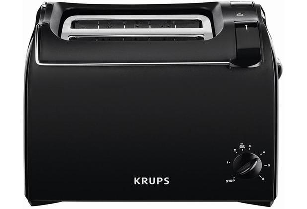 Krups Toaster KH1518 ProAroma schwarz