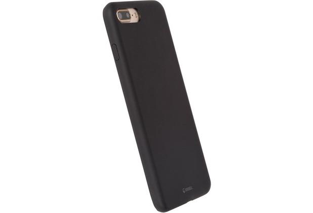 Krusell Bellö Cover für Apple iPhone 7 Plus / iPhone 8 Plus - schwarz