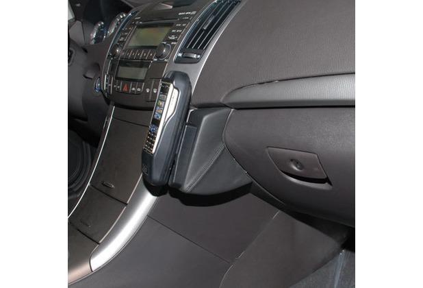 Kuda Lederkonsole für Hyundai Sonata ab 08/2008 Mobilia / Kunstleder schwarz