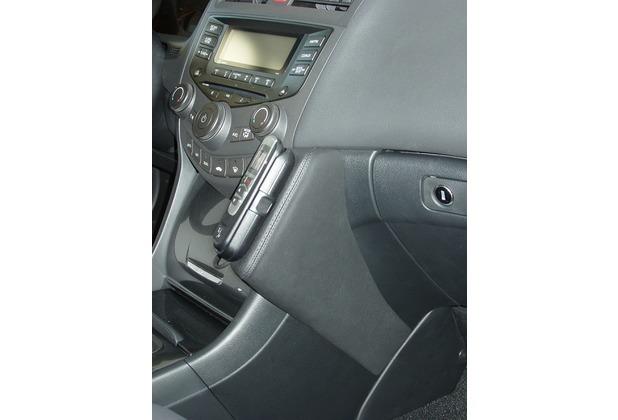 Kuda Lederkonsole für Honda Accord ab 01/03 Kunstleder schwarz