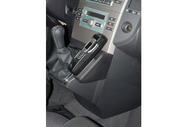 Kuda Lederkonsole für Toyota Corolla Verso ab 05/04 Kunstleder schwarz