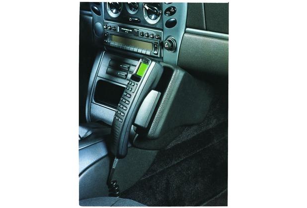 Kuda Lederkonsole für Porsche 911 / 996 ab 10/97 & Boxster / 986 ab 10/96 bis 08/2004 Kunstleder schwarz