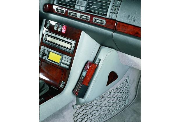 Kuda Lederkonsole DAIMLER BENZ S-Klasse / W140 91-6/98+Coupe (CL 500) Echtleder schwarz