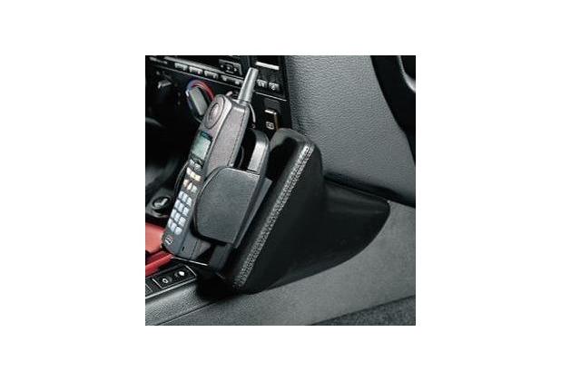 Kuda Lederkonsole BMW 3er / E36 Compact ab 4/94 Kunstleder schwarz