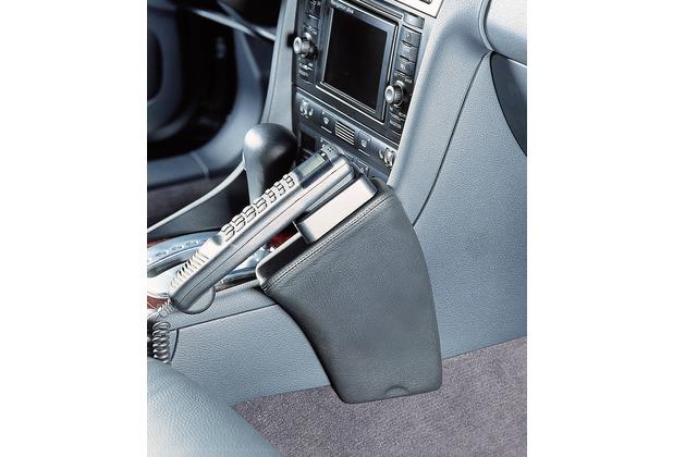Kuda Lederkonsole AUDI A6 / S6 ab 5/97 (Allroad Quattro) Kunstleder schwarz
