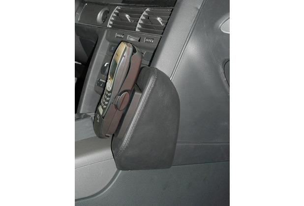 Kuda Lederkonsole für Audi A6 ab 05/04 Kunstleder schwarz