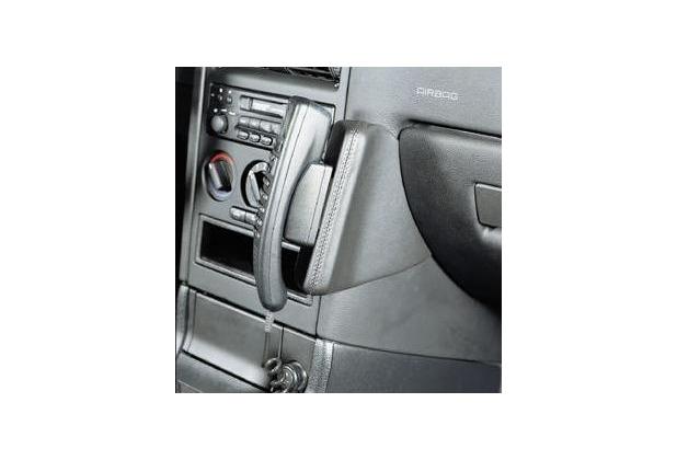 Kuda Lederkonsole OPEL Astra G ab 3/98 / Coupe ab 3/00 Montage oben Kunstleder schwarz