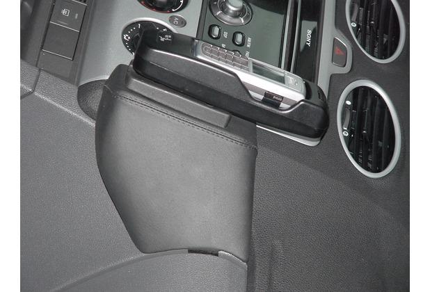 Kuda Lederkonsole für Ford Focus ab 11/04 Kunstleder schwarz