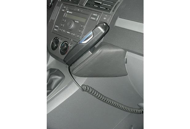 Kuda Lederkonsole für Ford Focus C-Max ab 10/03 Kunstleder schwarz